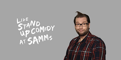 Live Stand up Comedy with Headliner Gary Delaney