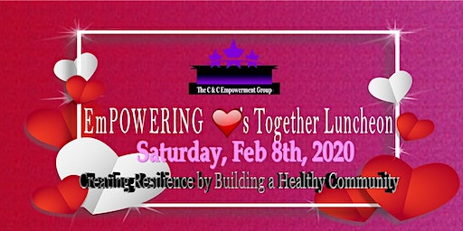EmPOWERING Hearts Together Luncheon