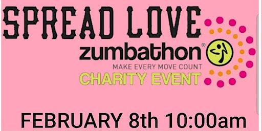 SPREAD LOVE ZUMBATHON