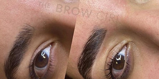 $300 Brow Lamination/Brow Wax  (Bonus Brow Tint Demo)
