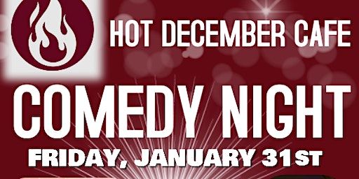 Comedy Night at Hot December  Cafe