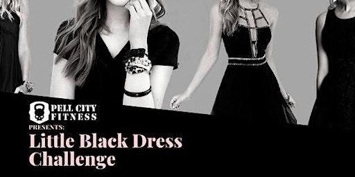 Little Black Dress Formal Event