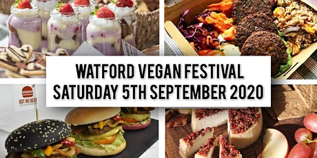 Watford Vegan Festival tickets