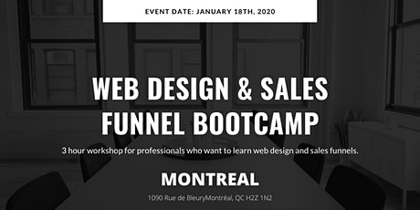 Workshop ~ Learn To Design & Launch Landing Pages On Custom Domains tickets