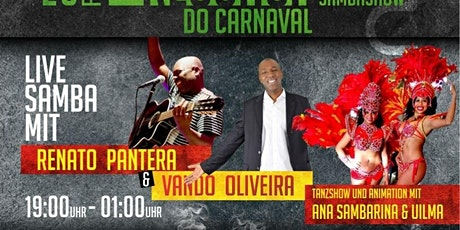 Resacca do Carnaval mit live Musik Tickets