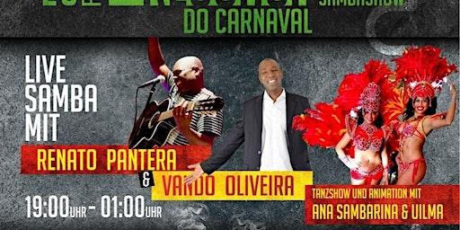 Resacca do Carnaval mit live Musik