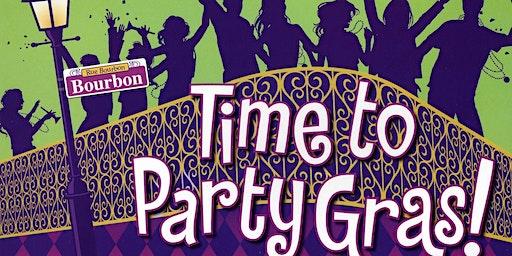 Mardi Gras Meet & Mingle Singles Party at Black Diamond Lounge