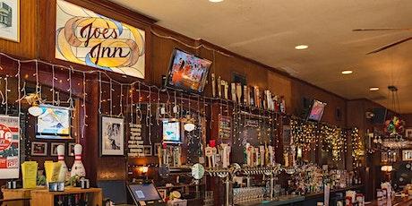 Joe's Inn Restaurant Trip (Richmond) tickets