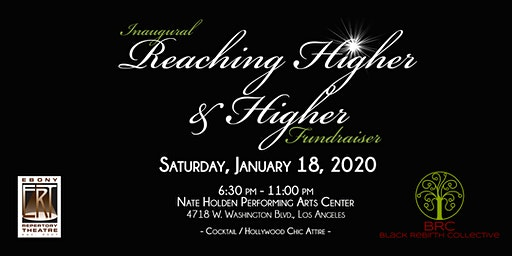"""The BRC's 1st Annual Fundraiser """"Reaching Higher and Higher"""""""