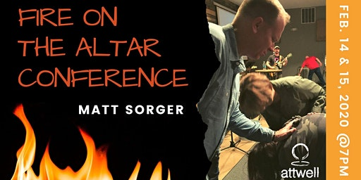 Fire on the Altar Conference