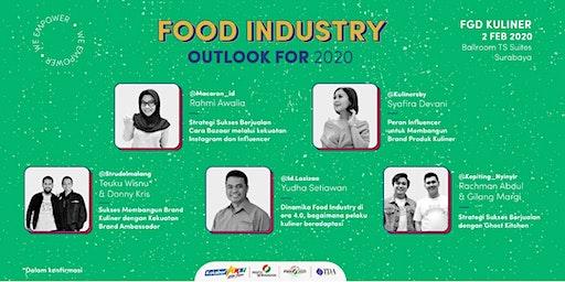 FGD Kuliner Pesta Wirausaha Jawa Timur: Food Industry Outlook for 2020