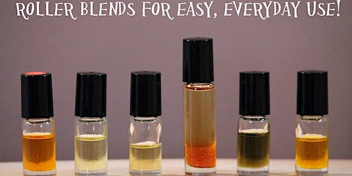 Essential Oils - Make and Take at theCAPspot