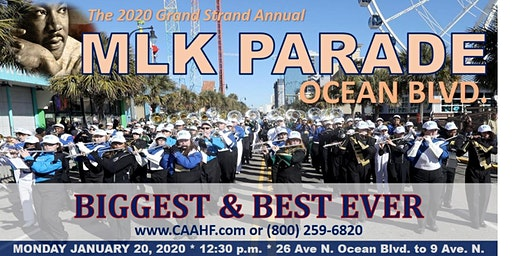 2020 Grand Strand MLK Parade