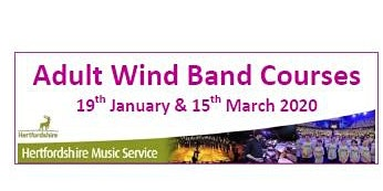 Adult Wind Band courses