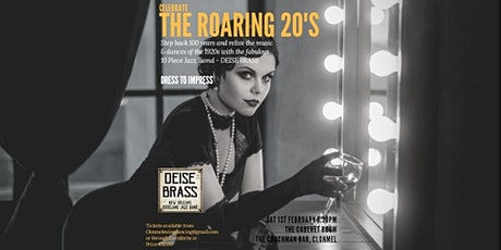 'The Roaring 20s' Dress to Impress tickets