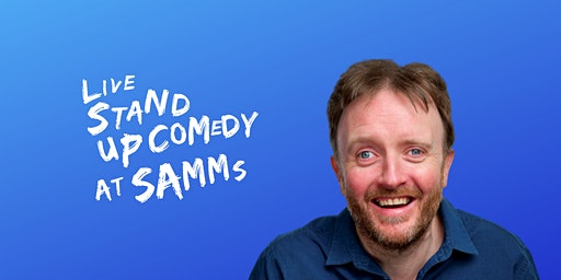Live Stand up Comedy with Headliner Chris McCausland
