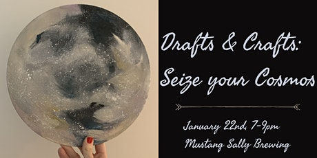 Drafts and Crafts: Seize your Cosmos tickets