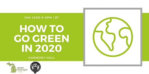 How To Go Green - Sustainability Series