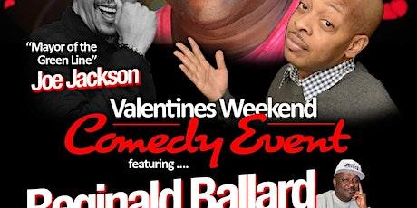 Valentine Weekend Comedy Event tickets
