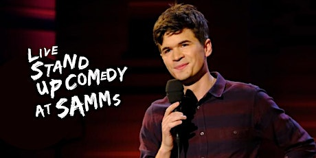 Live Stand up Comedy with Headliner Ivo Graham tickets
