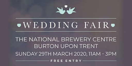 Burton Wedding Fair at The National Brewery Centre - Spring