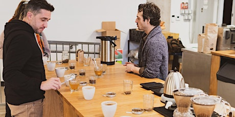 Barista Workshop Series - Seed to Cup & Cupping tickets