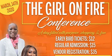 Girl on Fire Conference tickets