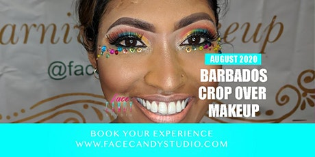 Carnival Makeup for Barbados Crop Over 2020 tickets
