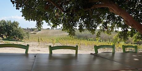 Wine tasting: A taste of Sicily  tickets