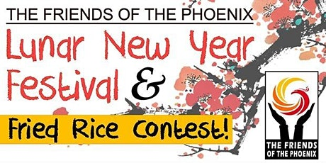 Lunar New Year Festival & Fried Rice Cook-Off (3rd Annual) tickets