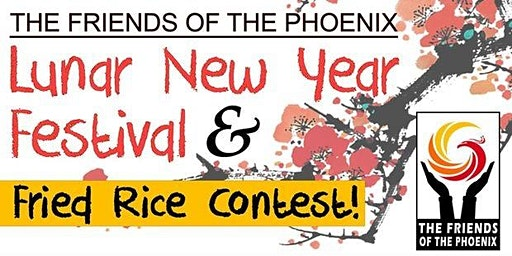 Lunar New Year Festival & Fried Rice Cook-Off (3rd Annual)