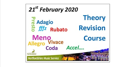 Theory Revision Day 21st February 2020 tickets