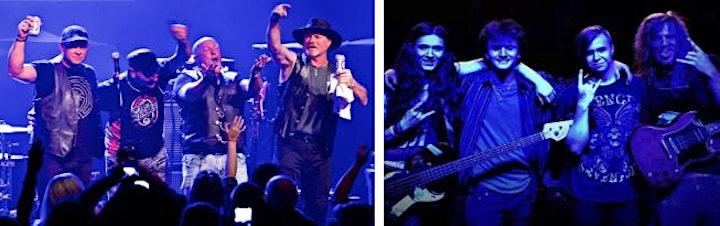 SANDMAN, The Only Metallica Sanctioned Tribute Worldwide w/ MLC & SAYDES image