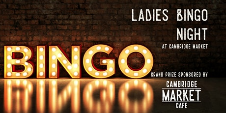Ladies Bingo Night & Taco Bar tickets