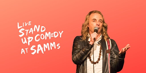 Live Stand up Comedy with Headliner Paul Foot