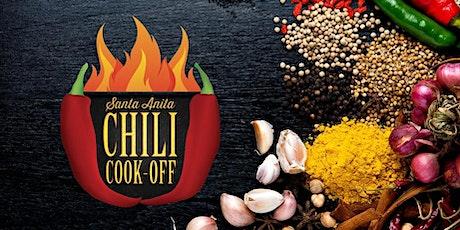 Santa Anita Chili Cook-Off tickets