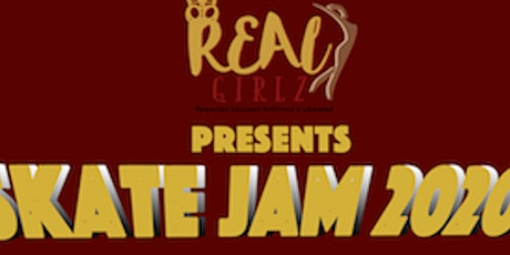 REAL Girlz Skate Jam tickets