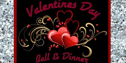 Valentine's Day Ball & Dinner 2020 Walking in Love