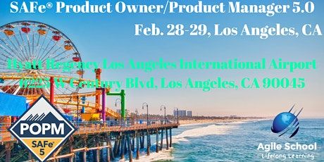 SAFe® Product Owner/Product Manager 5.0, Los Angeles tickets