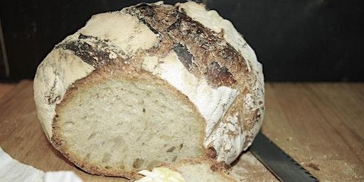 Artisan breads.