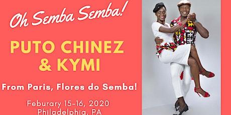 Semba w/ Puto Chinez & Kymi tickets