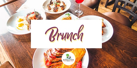 Kingston Grill Sunday Brunch tickets
