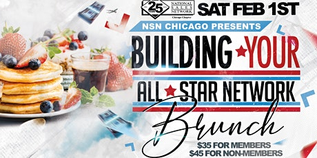 NSN Chicago Presents: Building Your All-Star Network tickets