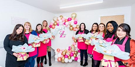 Cupcake Bouquet Masterclass - £40 tickets