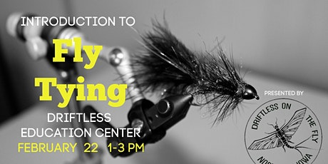 Introduction to Fly Tying tickets