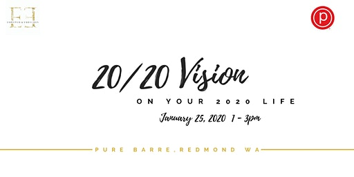 20/20 Vision on Your 2020 Life