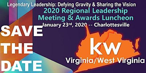 2020 Regional Leadership Meeting & Awards Luncheon