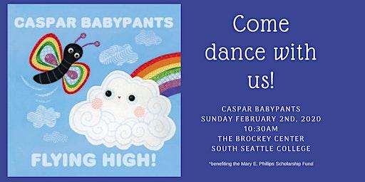 Caspar Babypants - SSC Parent Advisory Council Fundraiser