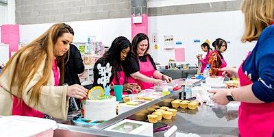£500 – 6 Week Cake & Cupcake Making APRIL Masterclass with Zara