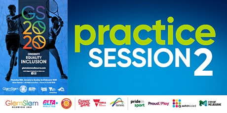 Glam Slam Pratice Session2: NTC Melbourne Park Wed 29th of Jan tickets